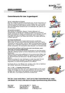 Commitments_Jugendsport